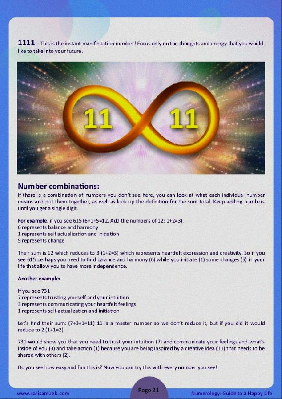 Numerology Life Path 11 And 7 Compatibility - 11 Numerology Life Path