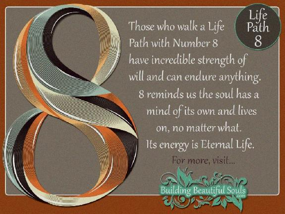 number 8 meaning in numerology