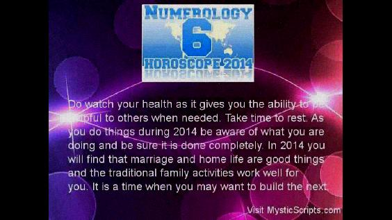 numerology future prediction free