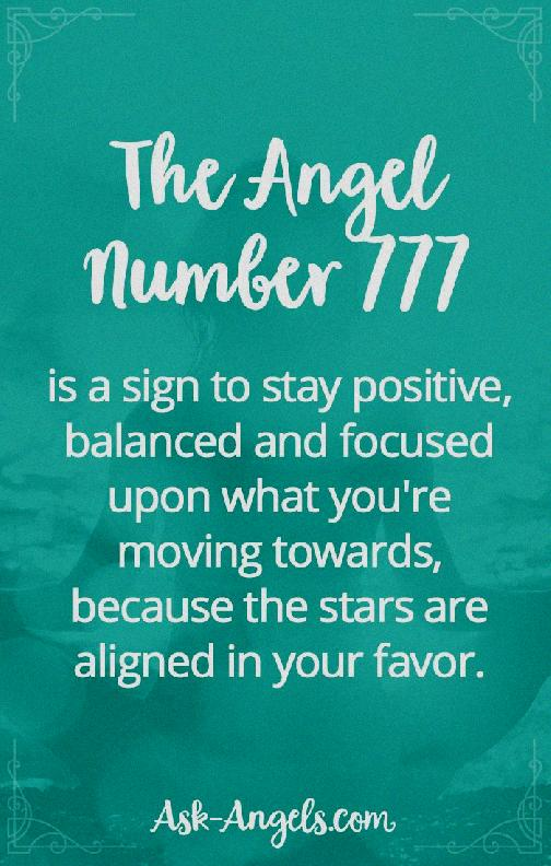 What Does 777 Mean In Numerology
